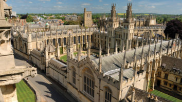 University destinations