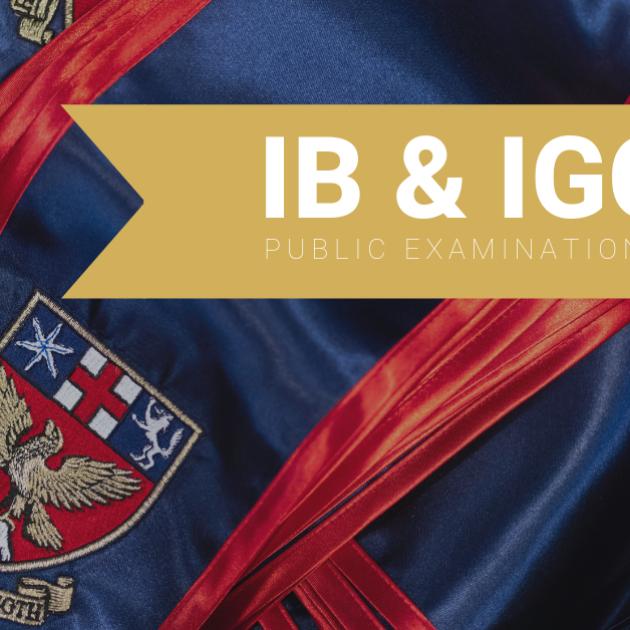 IB & IGCSE Results — Aiglon